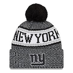 Adult New Era New York Giants NFL 18 Sport Knit Beanie
