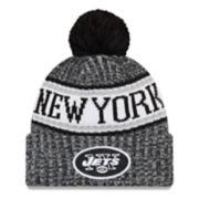 Adult New Era New York Jets NFL 18 Sport Knit Beanie
