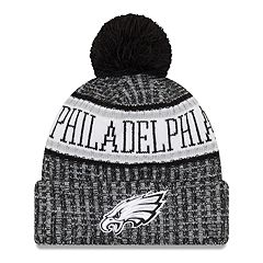 Adult New Era Philadelphia Eagles NFL 18 Sport Knit Beanie