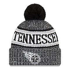 Adult New Era Tennessee Titans NFL 18 Sport Knit Beanie