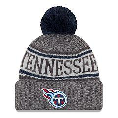 Adult New Era Tennessee Titans NFL 18 Sport Knit Beanie