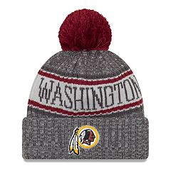 Adult New Era Washington Redskins NFL 18 Sport Knit Beanie