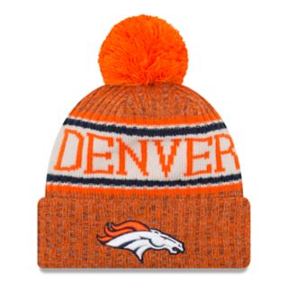 Adult New Era Denver Broncos NFL 18 Sport Knit Beanie