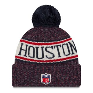 Adult New Era Houston Texans NFL 18 Sport Knit Beanie