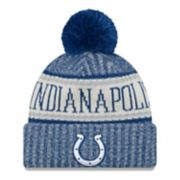 Adult New Era Indianapolis Colts NFL 18 Sport Knit Beanie