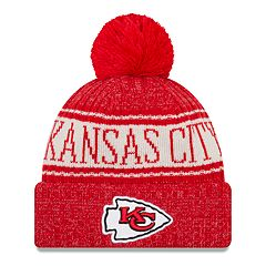 Adult New Era Kansas City Chiefs NFL 18 Sport Knit Beanie