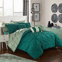Sabrina 10-piece Comforter Bedding Set