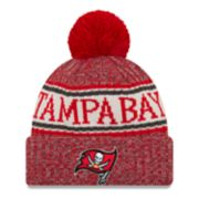 Adult New Era Tampa Bay Buccaneers NFL 18 Sport Knit Beanie