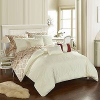 Maddie 10-piece Comforter Bedding Set