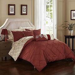 Maddie 10-piece Comforter Bedding Set