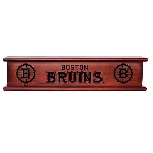 Boston Bruins 20-Inch Memorabilia Shelf