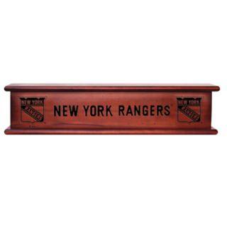 New York Rangers 20-Inch Memorabilia Shelf