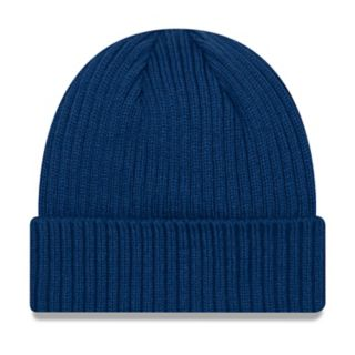 Adult New Era Indianapolis Colts Core Classic Knit Beanie