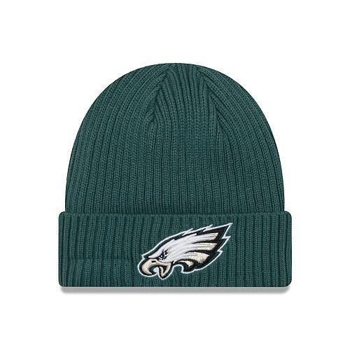 Adult New Era Philadelphia Eagles Core Classic Knit Beanie