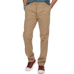 Men's Urban Pipeline® MaxFlex Pull-On Twill Pants