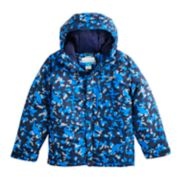 Boys 8-20 Columbia Sledding Down Jacket
