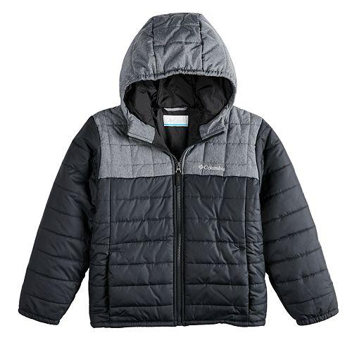 Boys 8-20 Columbia Puzzle Lake Puffer Jacket