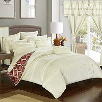 Adina 20-piece Comforter Bedding Set