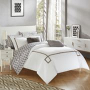 Trace Comforter Bedding Set