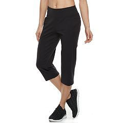 Women's Tek Gear® Side Pocket Capris