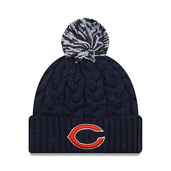 06153f7d6ce Adult New Era Chicago Bears Cable Knit Beanie