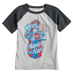 Boys 4-10 Jumping Beans® Mario Bros. Mario Kart Graphic Tee