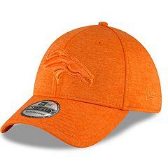 98dd44ec82fbfb Adult New Era Denver Broncos 39THIRTY Heated Up Flex-Fit Cap