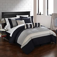Diamante 8-piece Comforter Set