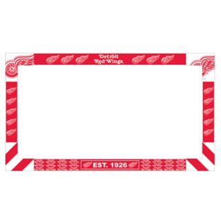 Detroit Red Wings Big Game Monitor Frame