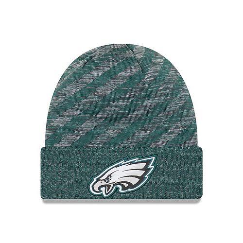 0d0b022e7 Adult New Era Philadelphia Eagles Striped Knit Beanie