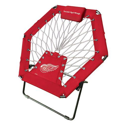 Detroit Red Wings Premium Bungee Chair