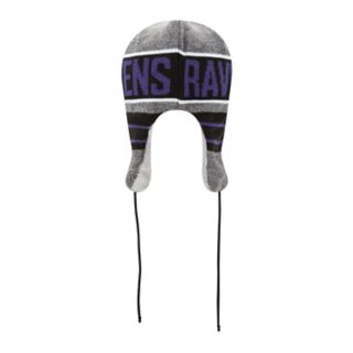 Adult New Era Baltimore Ravens Trapper Hat