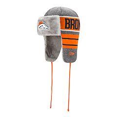 5fc987d1cfe3c Adult New Era Denver Broncos Frosty Trapper Hat