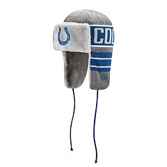 Adult New Era Indianapolis Colts Frosty Trapper Hat