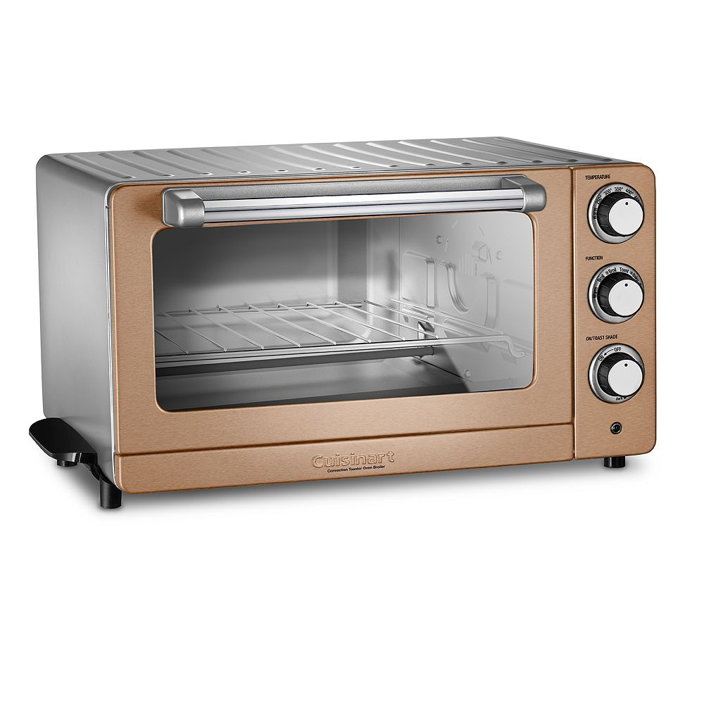 Cuisinart® Copper Stainless Convection Toaster Oven