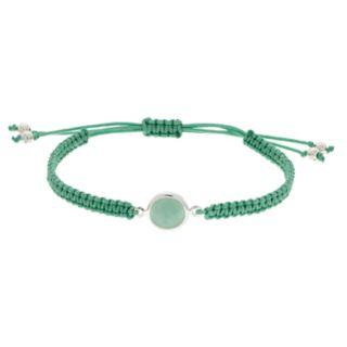 LC Lauren Conrad Braided Bracelet
