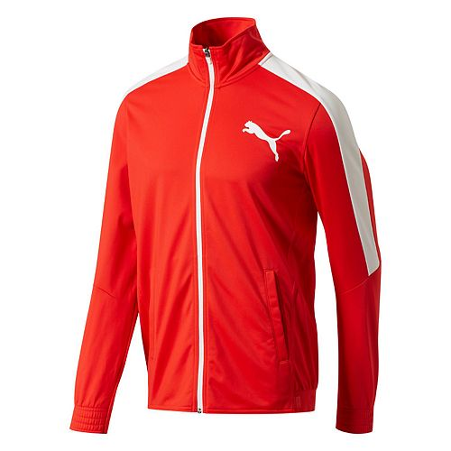 Men's PUMA Contrast Jacket