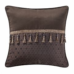 Marquis by Waterford Pierce Scallop Throw Pillow
