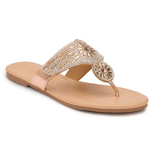 Olivia Miller Destin Women's ... Sandals HYQkULOrL