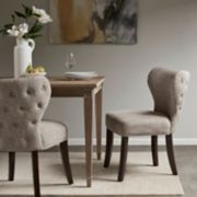 Madison Park Irvine Dining Chair 2-piece Set