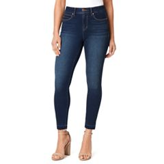 Women's Angels Jeanie Tech Skinny Ankle Jeans