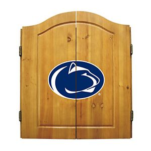 Penn State Nittany Lions Dart Cabinet