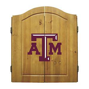 Texas A&M Aggies Dart Cabinet