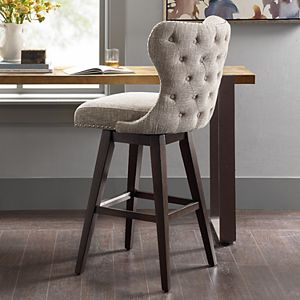 Madison Park Irvine Swivel Bar Stool