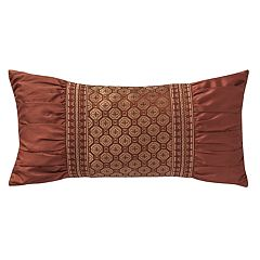 Marquis by Waterford Devlin Geometric Oblong Throw Pillow
