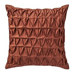 Marquis by Waterford Devlin Pintuck Throw Pillow