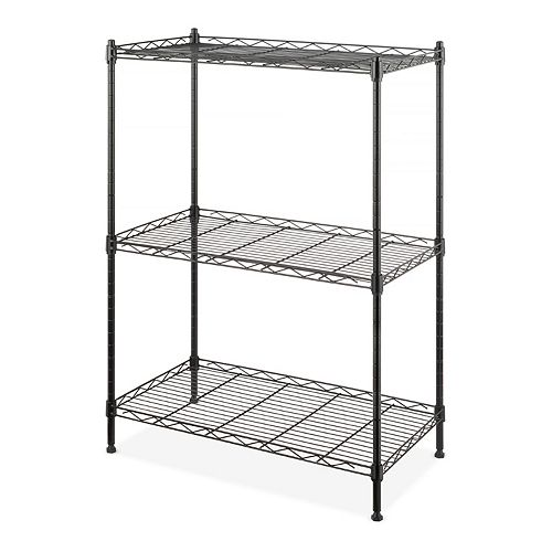 Whitmor Supreme 3-Tier Storage Shelf