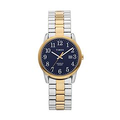 Timex Men's Easy Reader Two Tone Expansion Watch - TW2R58500