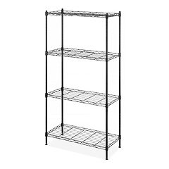 Whitmor Supreme 4-Tier Storage Shelf