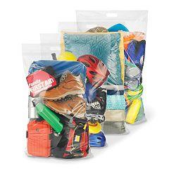 Whitmor Spacemaker 4-pack Jumbo Vacuum Storage Bags
